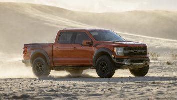 Ford F-150 Raptor 2021: новая подвеска и улучшенное оснащение