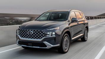 Hyundai Santa Fe 2021 в России: цена и комплектации кроссовера