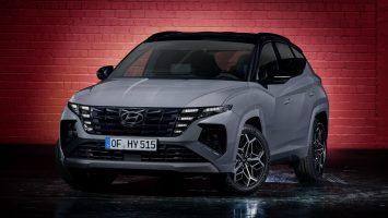 Hyundai Tucson N Line 2021: новый Туссан со спортивными нотками