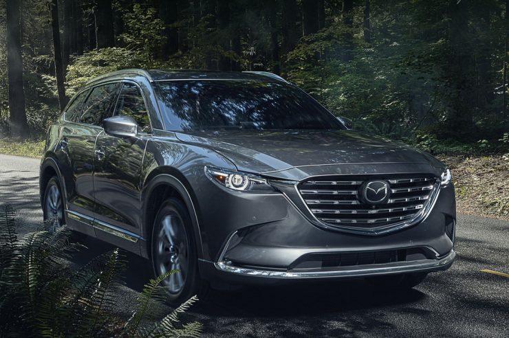 Новый Mazda CX-9 2021: цена в России