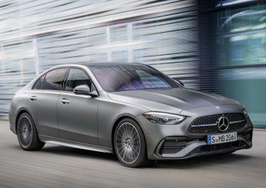 Mercedes C-Class 2022: пятое поколение модели (кузов W206)