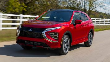 Mitsubishi Eclipse Cross 2021 в России: цена и комплектации