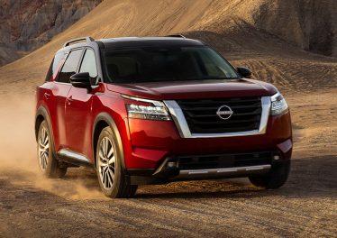 Nissan Pathfinder 2021: новый кузов и автоматическая коробка