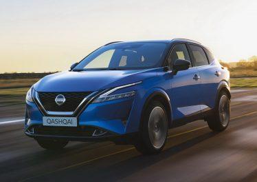 Nissan Qashqai 2022: новый кузов и установка e-Power