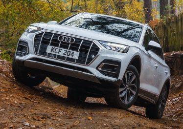 Audi Q5 2021 в России: цена и комплектация кроссовера