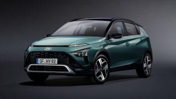 Hyundai Bayon 2022: новый паркетник Хендай для Европы