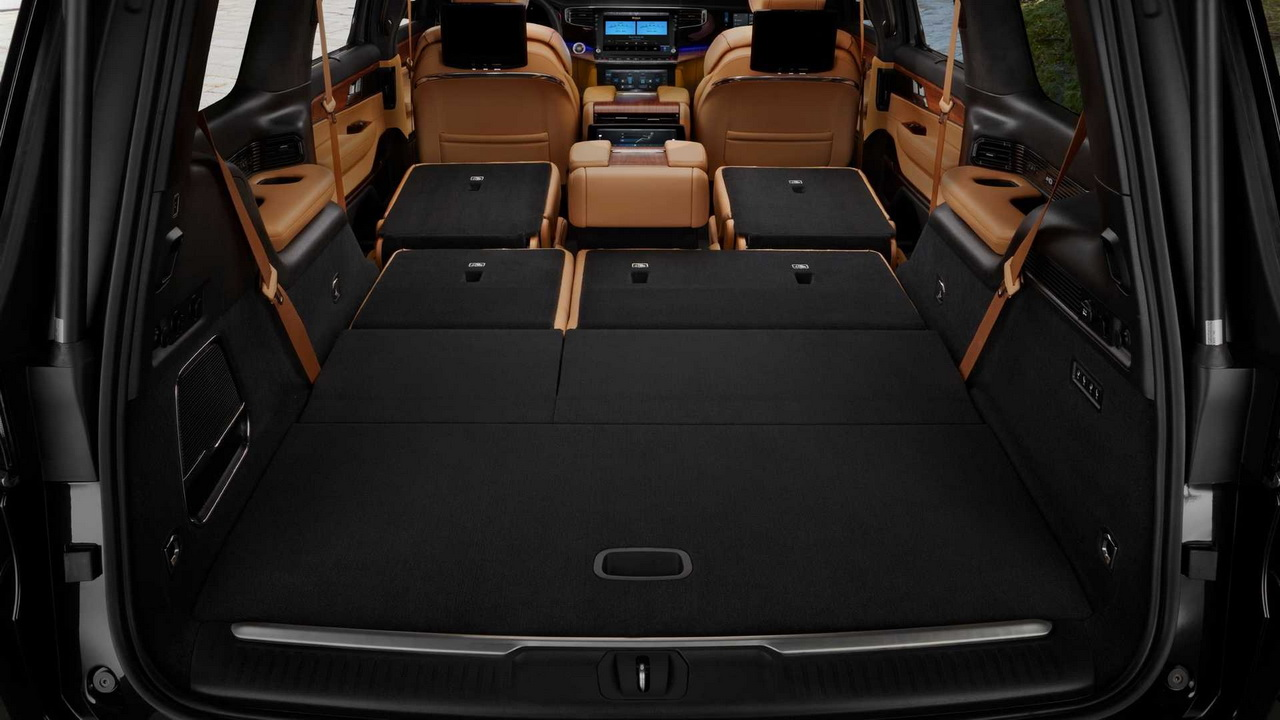 Багажник Jeep Grand Wagoneer