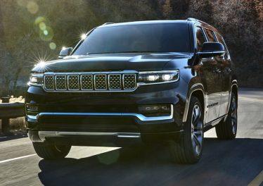 Jeep Wagoneer и Jeep Grand Wagoneer 2022 - новые премиум-внедорожники Jeep