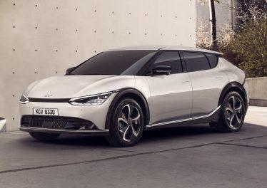 Kia EV6 2022: новый электрический хэтчбек Киа