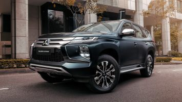 Mitsubishi Pajero Sport 2021: старт продаж и цены в России