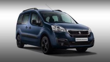 Peugeot Partner Crossway 2021: цена и комплектация в России