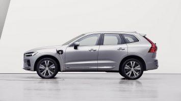 Volvo XC60 2022: небольшой рестайлинг кроссовера