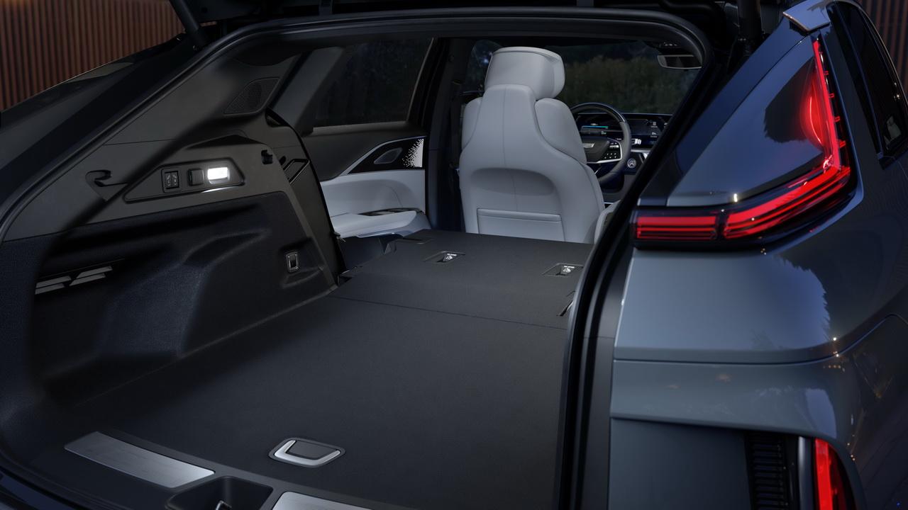 Багажник Cadillac Lyriq фото