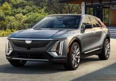 Cadillac Lyriq 2023: первый электрический кроссовер Кадиллак