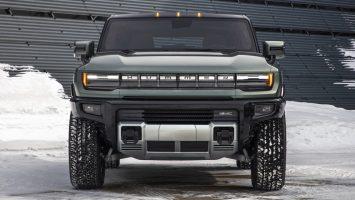 GMC Hummer EV SUV 2023: новый электрический внедорожник Хаммер