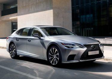 Lexus LS 2021: цены и комплектации в России