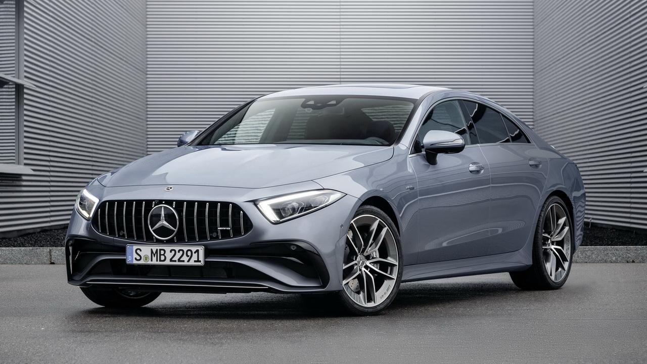 Фото Mercedes-AMG CLS 53