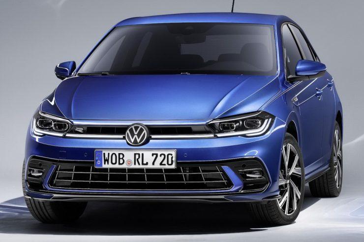 Volkswagen Polo 2022: матричные фары и трассовый автопилот
