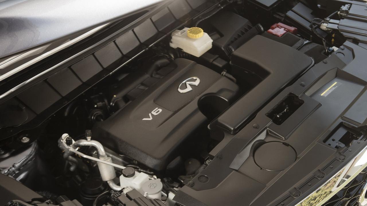 Двигатель V6 3.5 VQ35DD