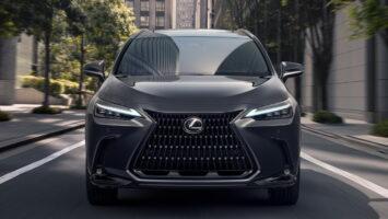 Новый Lexus NX 2022: второе поколение кроссовера