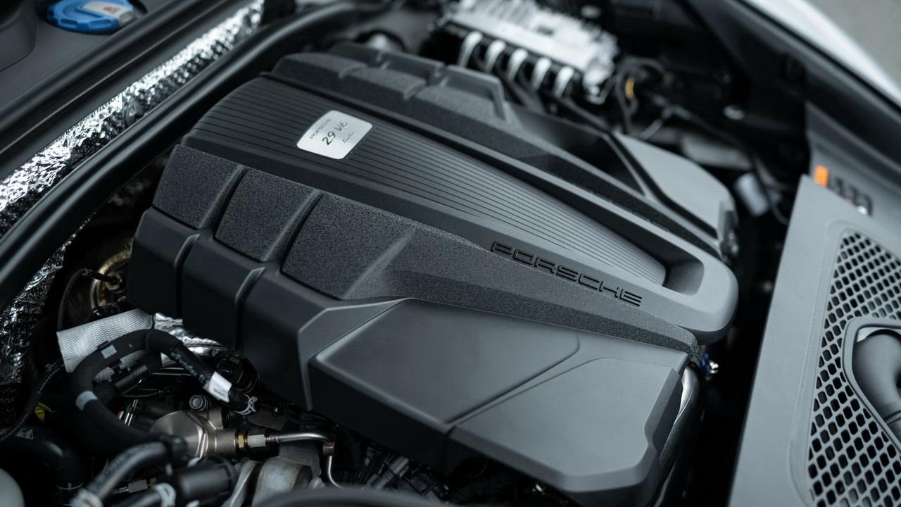 Турбомотор 2.9 V6
