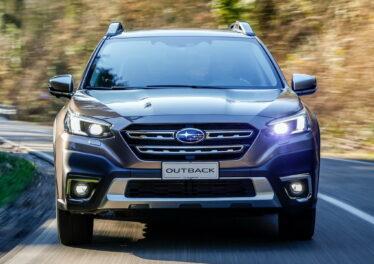 Subaru Outback 2021 года: техника и цены в России