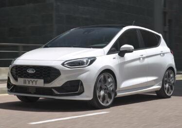Ford Fiesta 2022: новые ассистенты и цифровая приборка