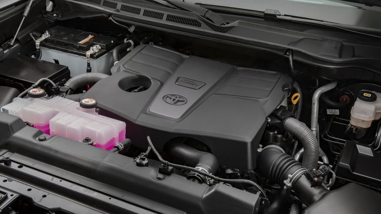 Двигатель V6 3.4