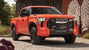 Toyota Tundra 2022: новое поколение пикапа