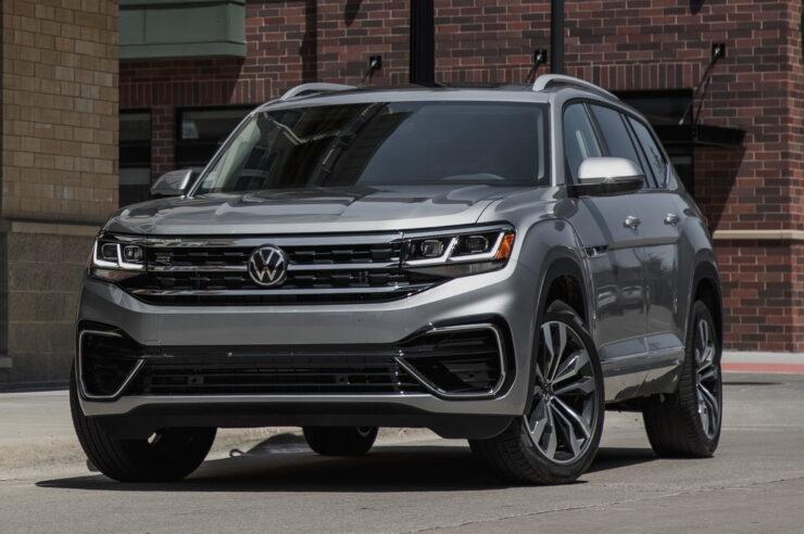 Новый Volkswagen Teramont 2022: цены в России