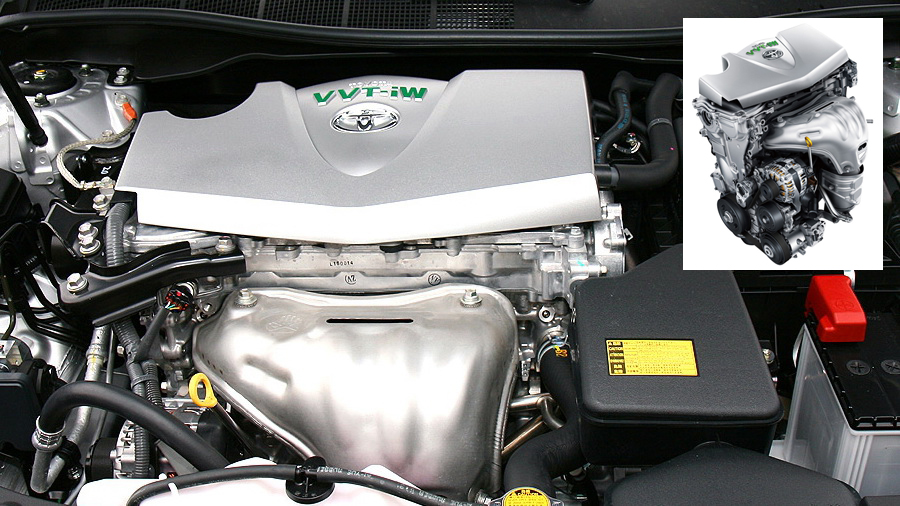 Двигатель 2.0 6AR-FSE