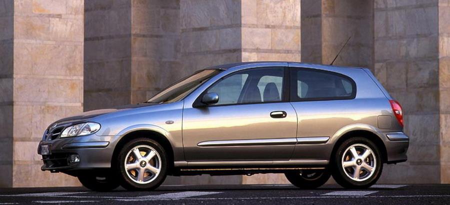 Nissan Almera N 16
