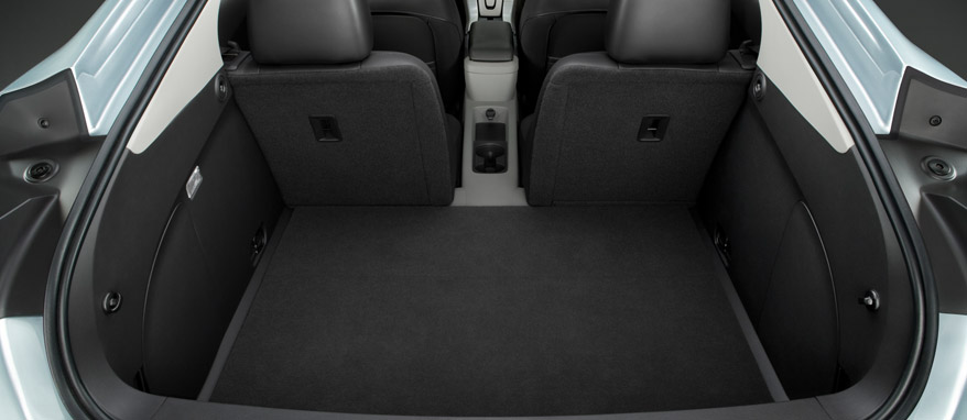 Багажник Chevrolet Volt