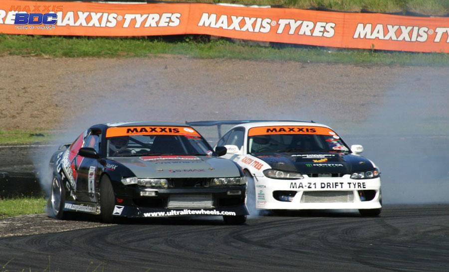 Борьба между Silvia s15 и Silvia s14