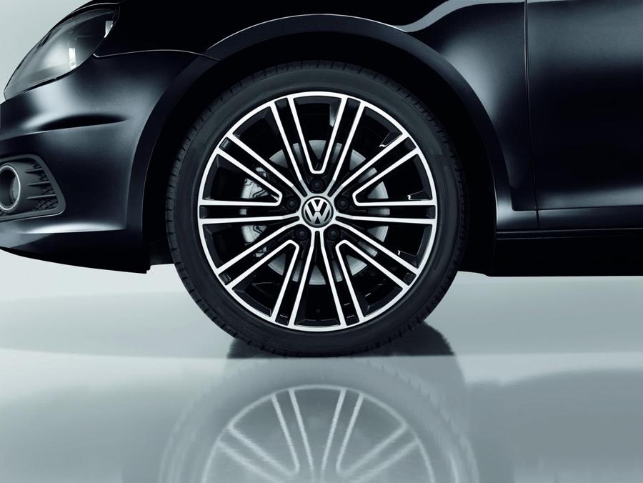 2011 VW Eos диски