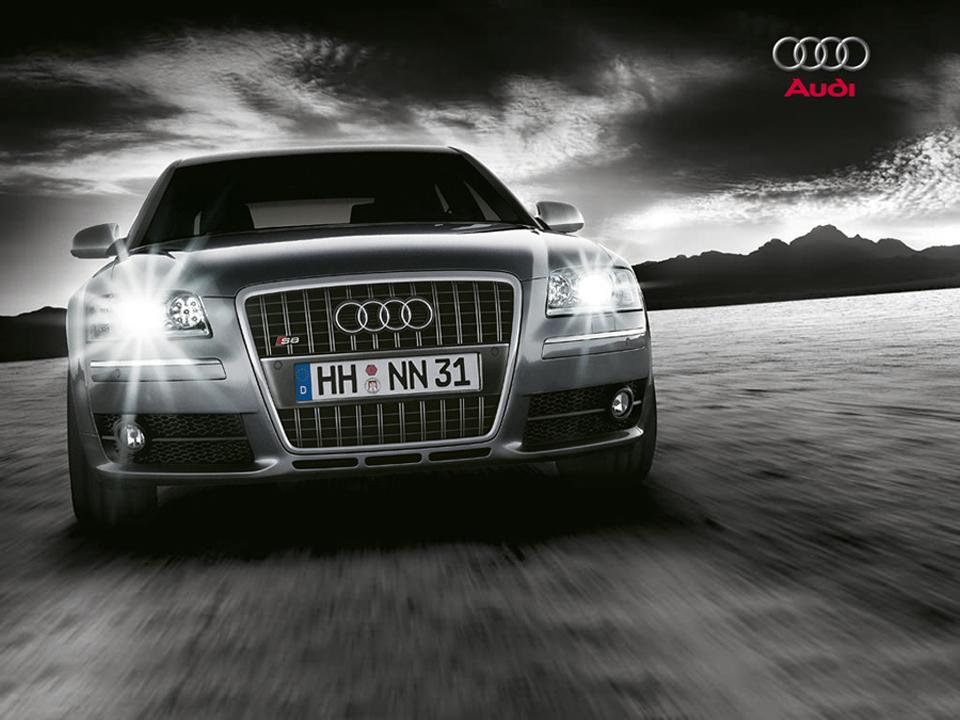 Audi S8 2012 главная