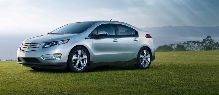 Chevrolet Volt общий вид