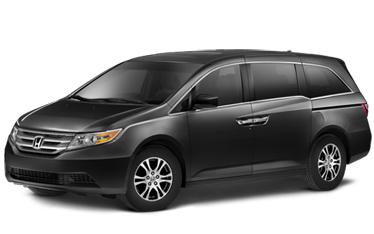 Honda Odyssey 2011 EX-L