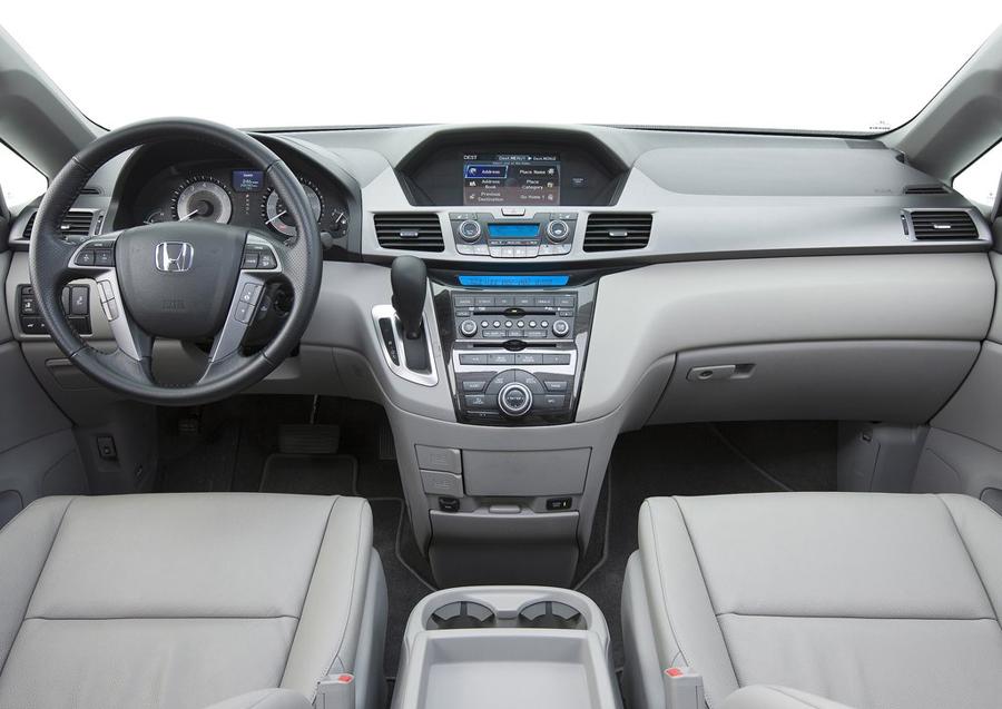 Honda Odyssey 2011 салон