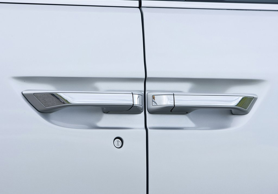 Honda Odyssey 2011 раздвижные двери