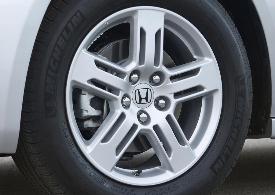 Honda Odyssey 2011 литые диски