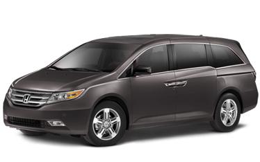 Honda Odyssey 2011 Touring Elite
