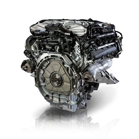 Двигатель Range Rover Sport Supercharged