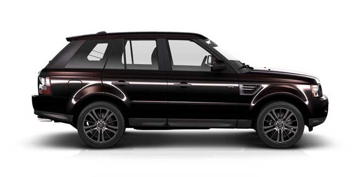 Range Rover Sport борнвилл