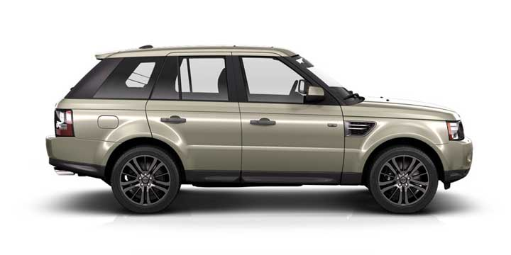 Range Rover Sport песчаный