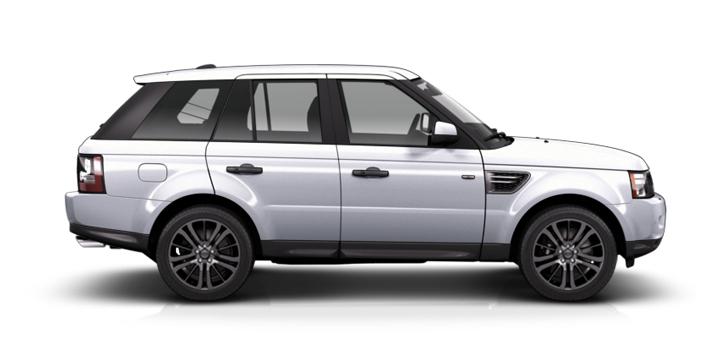 Range Rover Sport белый