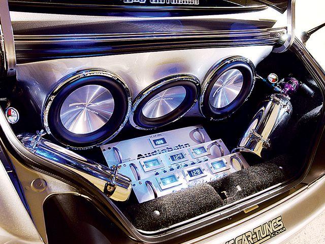 акустическая система honda_s2000