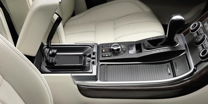 Аудио-система Range Rover Sport