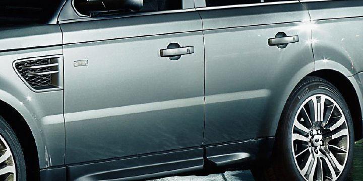 Формы Range Rover Sport