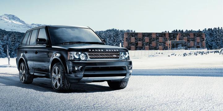 Климат-контроль Range Rover Sport